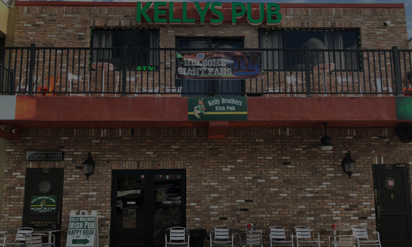 Kelly brothers irish pub